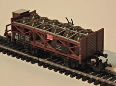 TT scale model trains by Berliner TT Bahnen and Zeuke & Wegwerth from the former east Germany. Model Trains, Scale Models, Wine Rack, Decor, Art, Trains, Art Background, Decoration, Kunst