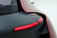 Magna Steyr MILA Concept 2011 Aerolight by by forrestluu Design Autos, Automobile, Id Design, Light Design, Design Trends, Modern Design, Design Ideas, Steyr, Porsche