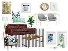 Oak Creek Family Room/Dining Room