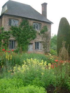 The Cottage Garden | Sissinghurst, Kent, England