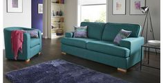 Vine 3 Seater Sofa Smudge | DFS