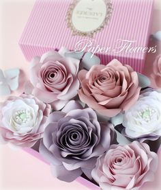 Paper Flowers 〜ペーパーフラワーデザイナー 前田京子(日本ペーパーアート協会)〜