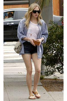 Celebrities style Amanda Seyfried