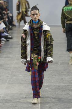 Sankuanz Fall 2017 Menswear Fashion Show - The Impression