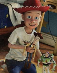 Andy from Toy Story