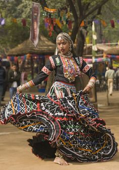 kalbelia dancer . Rajasthan