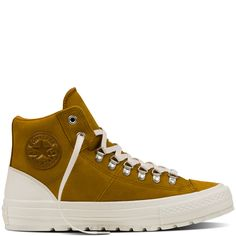 Chuck Taylor All Star Street Hiker Antiqued antiqued Converse Shoes Outfit, Style Converse, Moda Converse, Converse Chuck Taylor All Star, Converse All Star, Mens Fashion Shoes, Sneakers Fashion, Work Sneakers, Sneaker Boots