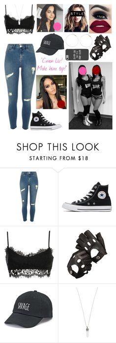 """dynamic duo  j.t. "" by lostboyys ❤ liked on Polyvore featuring Converse, Aspinal of London, Too Faced Cosmetics, Smashbox, SO, Marc Jacobs and Disney"
