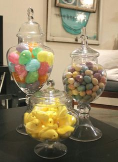 Decorating With Apothecary Jars Spring Apothecary Jar Fillerscould Make A Cute Easter Table