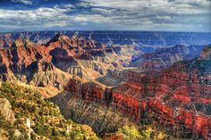 Vast, magnificent and inarguably beautiful, the Grand Canyon is easily Arizona's most distinguishable landmark – and a natural wonder that you simply have to see to believe. Stretching 277 miles from end to end, steep, rocky walls descend more than a mile to the canyon's floor, where the wild Colorado River traces a swift course southwest.