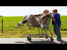 Jackass Presents: Bad Granpa – Official Trailer (2013) [HD] Johnny Knoxville