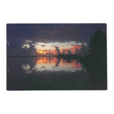 Gorgeous Ocean Inlet Placemats