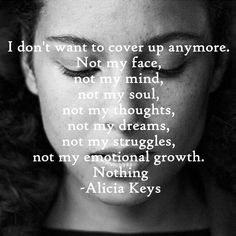 Love this quote by Alicia Keys