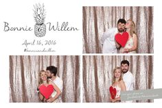 A simple pineapple print template for Bonnie and Willem's Seagate Country Club Wedding in Delray Beach, FL