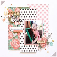 Scrapbook Layout Sketches, Scrapbook Designs, Scrapbooking Layouts, Scrapbook Journal, Travel Scrapbook, Scrapbook Cards, Wedding Scrapbook, Cute Scrapbooks, Smash Book Pages