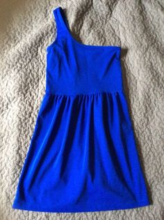 Zara Collection Blue Dress Womens Sz M* C in Clothing, Shoes & Accessories, Women's Clothing, Dresses | eBay