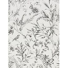Ralph Lauren Nature Study Toile Wallpaper, Elderberry PRL031/01 ...
