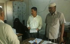 اخبار اليمن الان عاجل - 310 ملايين ريال عائدات جمارك وادي حضرموت من ترسيم السيارات