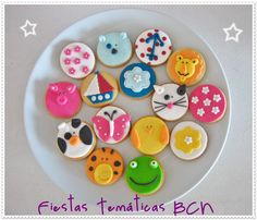Galletas animalitos