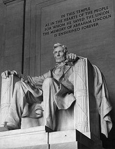Lincoln Memorial, Washington DC #lincolnmemorial #washingtondc #districtofcolumbia