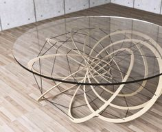 yoshinobu miyamoto - torus geometry inspired furniture