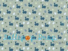 Blue Easter Bunnies #lollipopdropshoppe Photography Backdrops, Easter Bunny, Bunnies, Oriental, Valentines, Holidays, Halloween, Prints, Christmas