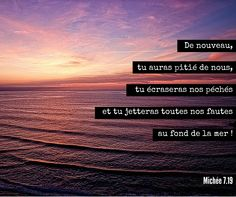Michée 7:19
