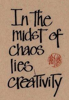 Chaos/Creativity
