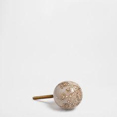 Tirador Madera (Set de 2) - Tiradores - Decoración | Zara Home España