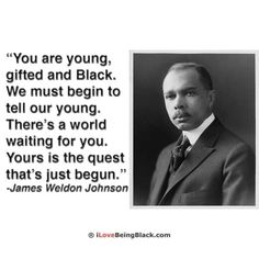 James Weldon Johnsonwas an early civil rights activist, a leader of the NAACP, and a leading figure in the creation and development of the Harlem Renaissance.