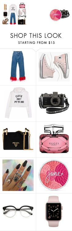 Saturday Morning by monchi-fernandez on Polyvore featuring moda, Dolce&Gabbana, Madewell, Prada, Axiology and Gucci