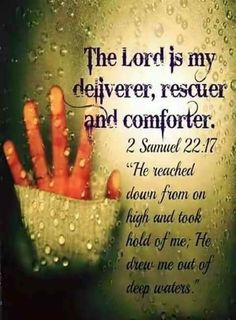 2 Samuel he was drowning and God saved him at just the right time. Bible Verses Quotes, Bible Scriptures, Faith Quotes, Healing Scriptures, Biblical Quotes, Scripture Verses, Biblia Online, 2 Samuel, Samuel Bible
