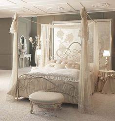 Dormitorio Matrimonial Clásico