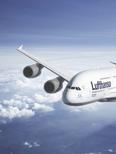 Lufthansa A380 #commercial aviation