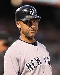 I'm a Yankees fan. Love to watch Derek Jeter. I admit it ... don't hate me.