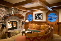 How can a hobbit house not make you smile? #interior