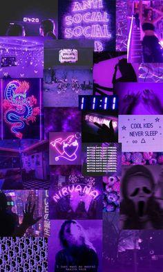 Purple Wallpaper Aesthetic | Aesthetic Iphone Wallpaper