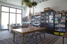 Nadia Geller's Downtown Design Studio Workspace Tour | Apartment Therapy
