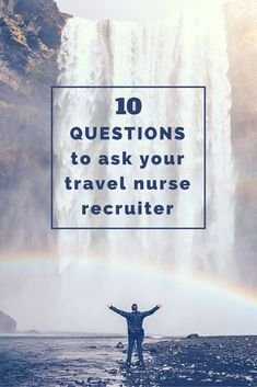 10 questions we recommend you ask a travel nurse recruiter during your first phone call. Cariant Health Partners | Travel Nurse | Travel Nursing
