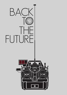 Mainger - Back to the Future   Geek-Art Store