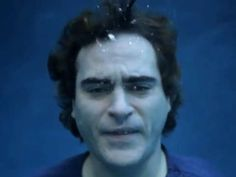 The Joaquin Phoenix PETA Ad Relates Drowning to Killing Fish #advertising #ads trendhunter.com