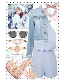 """Ready for Summer"" by rita257 ❤ liked on Polyvore featuring WALL, Miss Selfridge, 3x1, Dolce&Gabbana, Komono, Humble Chic and Accessorize"