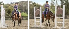 Working a rope gate for the trail class requires style and finesse. Here are pointers for earning high marks.