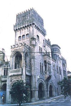 Concello do Porriño. Galicia. Spain