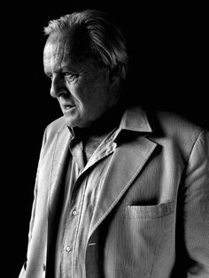 Anthony Hopkins. A fine actor but he doesn't come across as being a pleasant person.