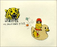 Ride at your own risk - atsuko ishii