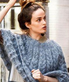 Shawl, Pullover, Wool, Knitting, Sweaters, Fashion, Cape Clothing, Ponchos, Moda