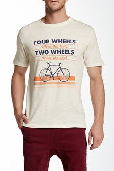 Threads 4 Thought 4 Wheels Tee