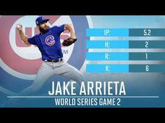 Game 2 recap Cubs even World Series-USA TODAY Sports Usa Today Sports, World Series, Cubs, Games, Bear Cubs, Gaming, Tiger Cubs, Newborn Puppies, Plays
