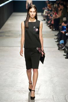Christopher Kane Fall 2014 Ready-to-Wear Collection  - ELLE.com